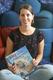 Abgebildet ist die neue Erzählerin Lara Niederhauser